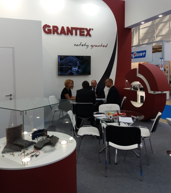 Grantex at ΜΙΜS Automechanika