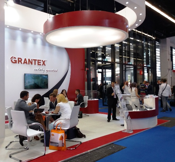 Automechanika Frankfurt 2016 - Grantex Stand