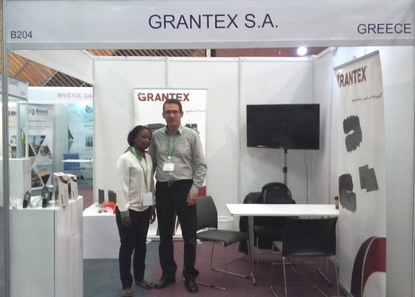 Grantex participated in 20th AUTOEXPO, Kenya