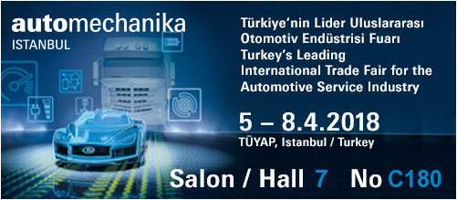Grantex in the Automechanika Istanbul