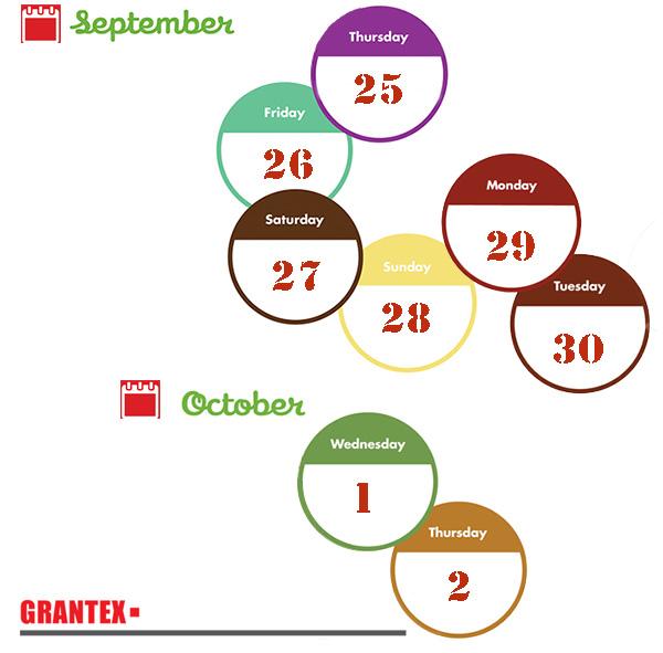 Grantex participates in IAA NUTZFAHRZEUGE 2014 Commercial Vehicles Motor Show    25. September – 02. October 2014