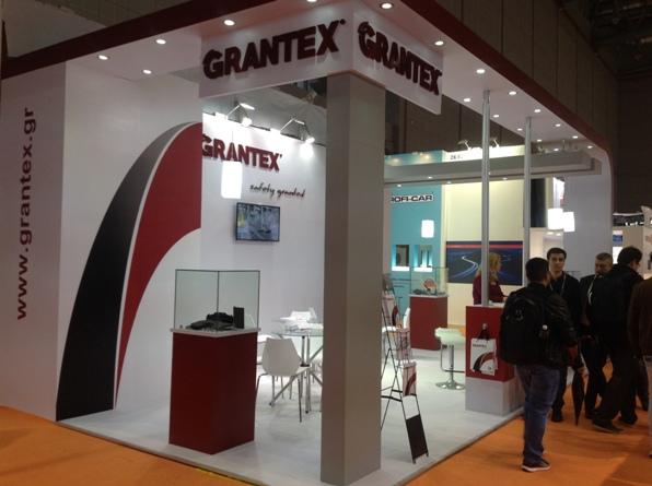 Automechanika Shangai 2015 - Photo of Grantex stand