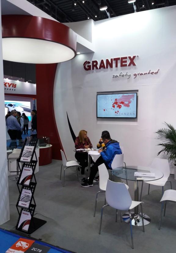 GRANTEX in the 13th Automechanika Shanghai
