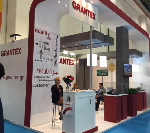 Grantex Stand in Automechanika