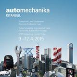 Automechanika Istanbul poster
