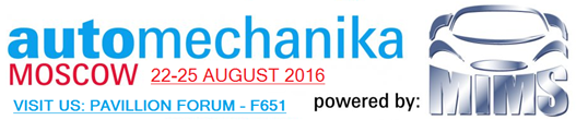 Grantex will participate to Automechanika Moscow