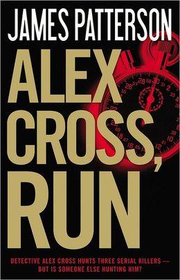 alex cross run cover image