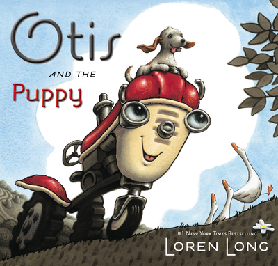 otis and puppy cover image