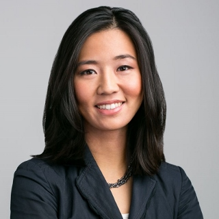 Council President Michelle Wu