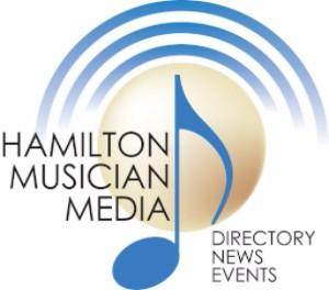 Hamilton Musician Media logo