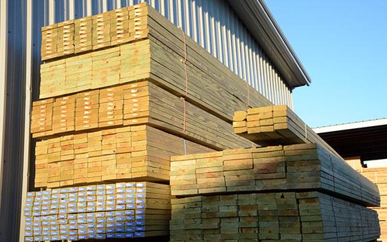 Premium Pressure Treated Lumber