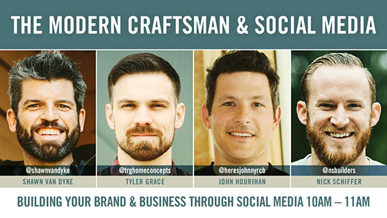 The Modern Craftsman and Social Media