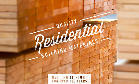 Quality Residential Building Materials