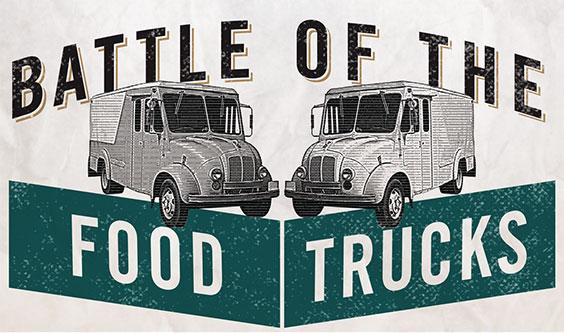 Battle of The Food Trucks