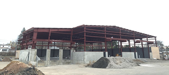 Bergen County Expansion Update - Emerson, NJ Drive-Thru Warehouse