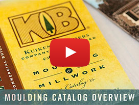 Moulding Catalog Overview