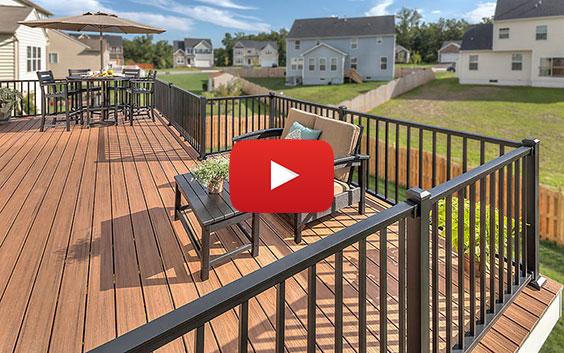 Trex Reveal Installation Video