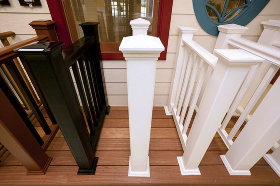 In-Stock Railing Options