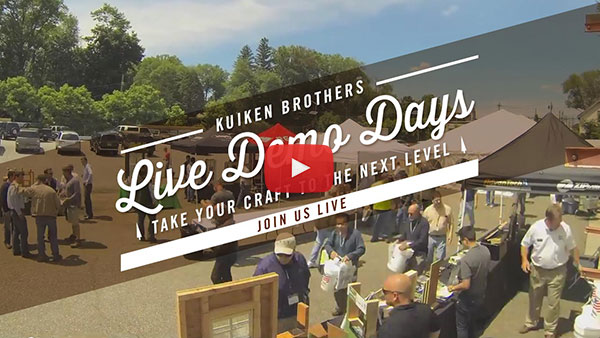 Kuiken Brothers Live Demo Days