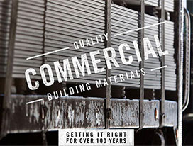 Quality Commercial Building Materials