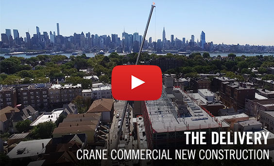 The Delivery - Crane Commercial New Construction