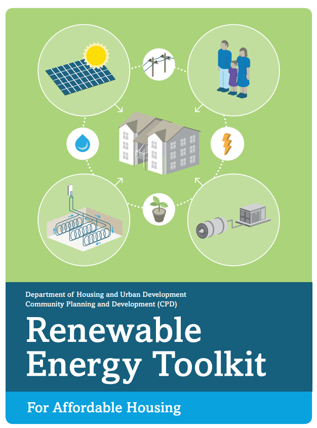 Image of Renewable Energy Toolkit cover