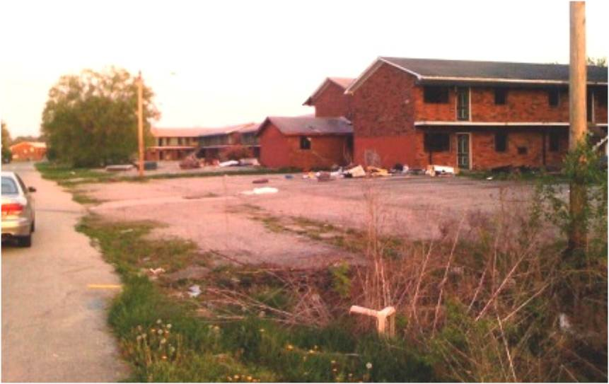 NSP Project - Boxelder Development - Kentucky State Program - Before