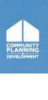 Community Planning & Development Logo