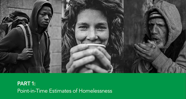 Part 1: Point-in-Time Estimates of Homelessness