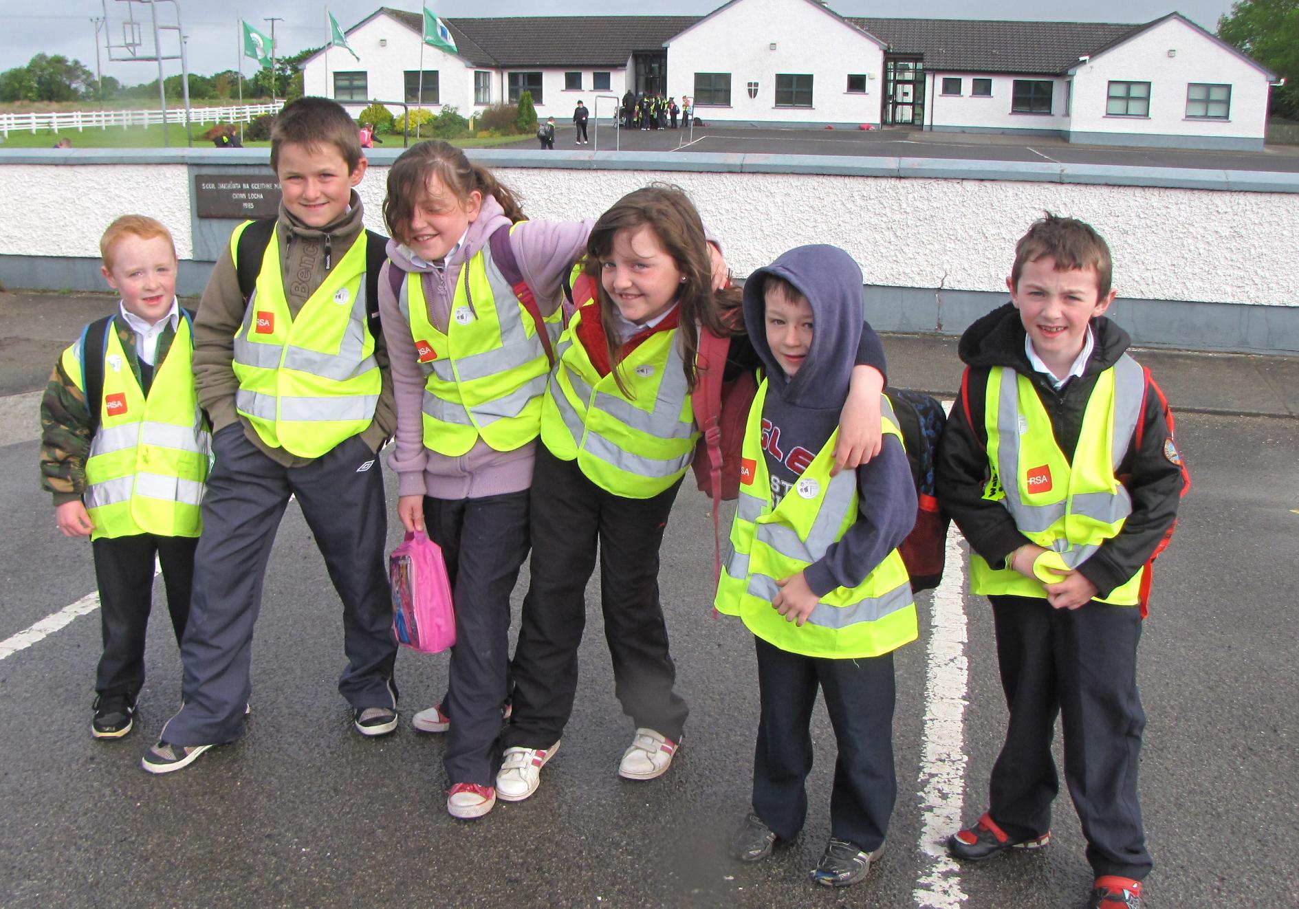 Walk to School Week 2012