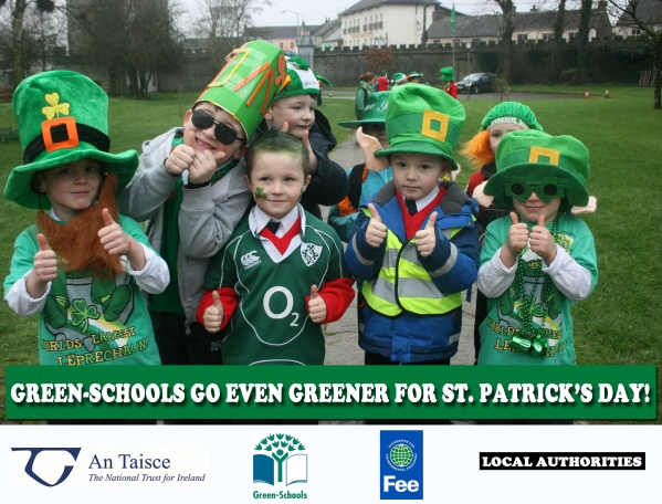 Green-Schools Go Even Greener!