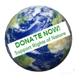 Say Yes to Nature by donating to the Global Alliance for Rights of Nature