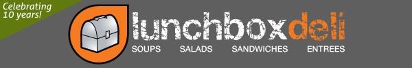 lunchbox deli logo