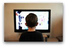 criança tv