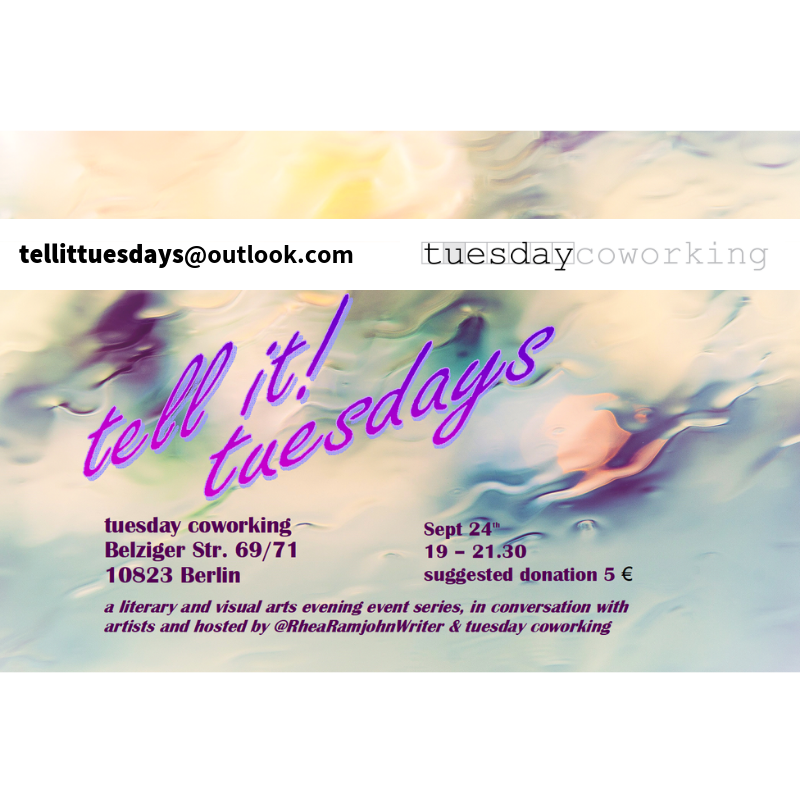 This September at tuesday coworking 5