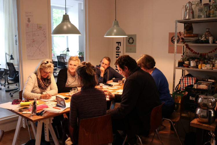 This September at tuesday coworking 4