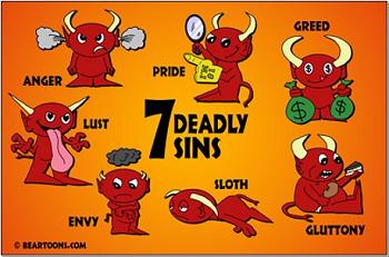 7 Deadly Sins image