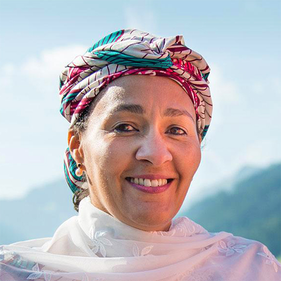 Amina Mohammed, Minister of Environment, Nigeria