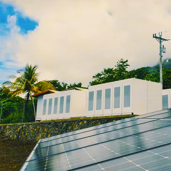 Battery storage American Samoa