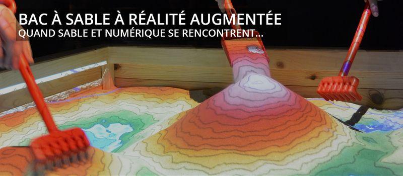 Bac à sable à réalité augmentée