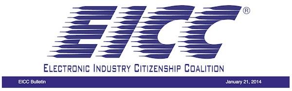 Electronic Industry Citizenship Coalition, Inc.