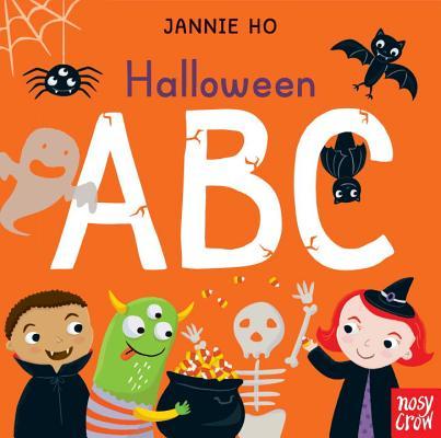 Halloween ABCby Jannie Ho