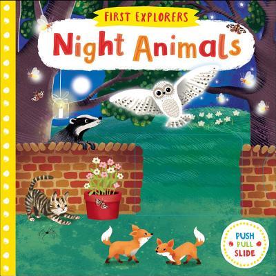 Night Animalsby Jenny Wren