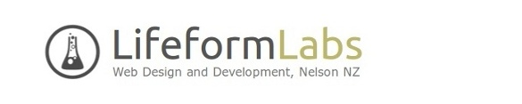 LIFEFORM LABS - WEB DESIGN & DEVELOPMENT