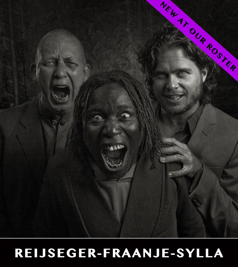 Reijseger - Fraanjer - Sylla