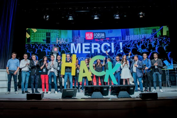 Photo de fin du HUBFORUM 2016