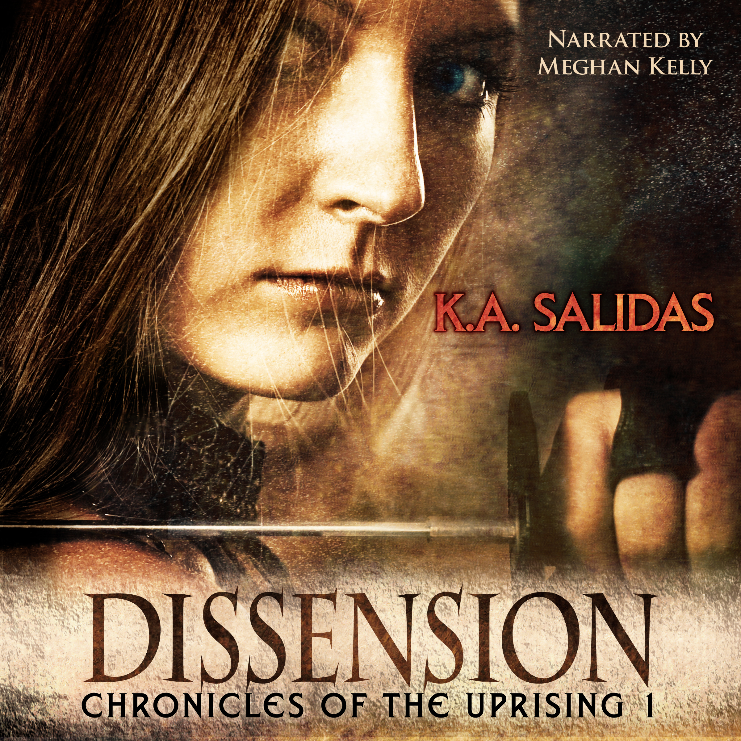 Dissension by Katie Salidas