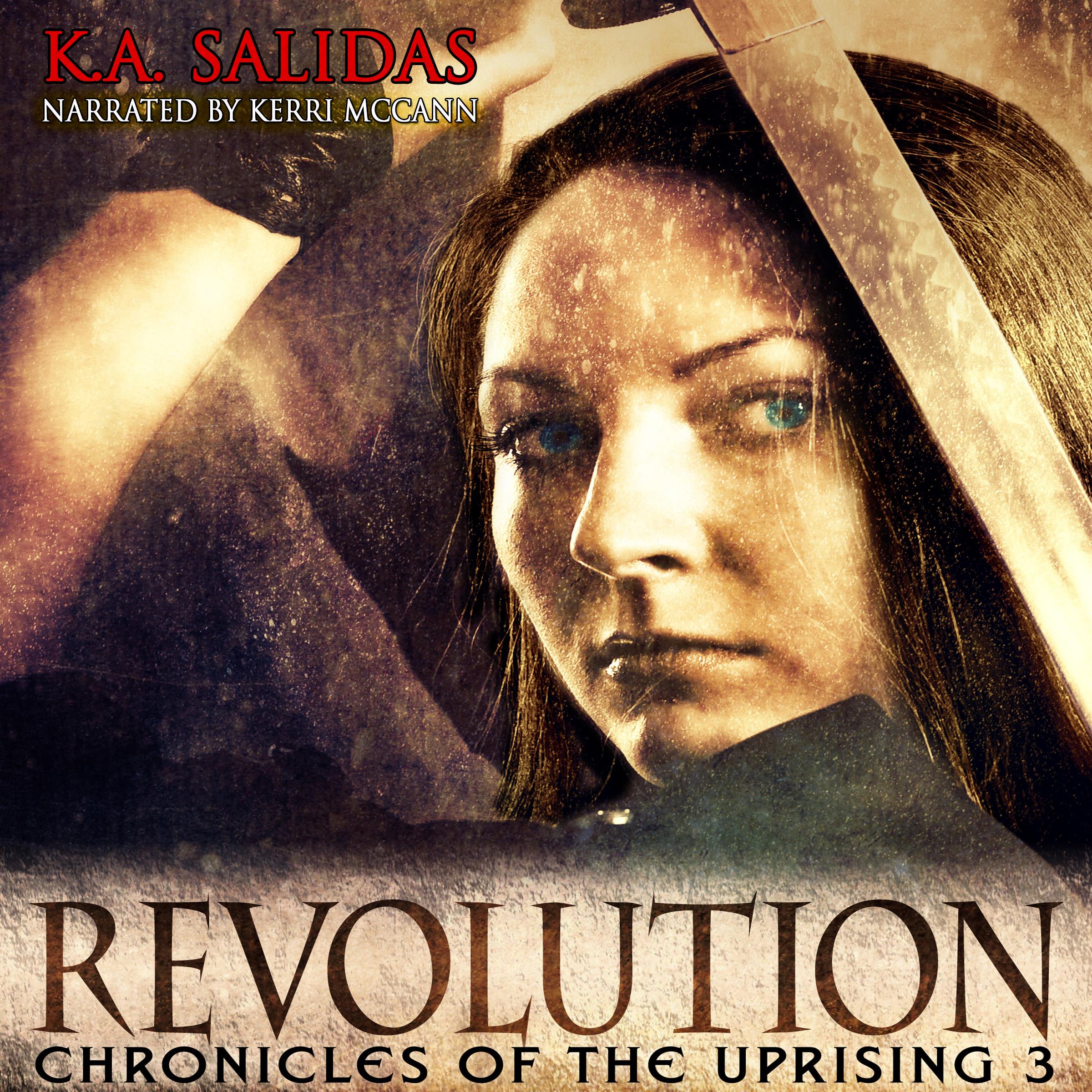 Revolution by Katie Salidas