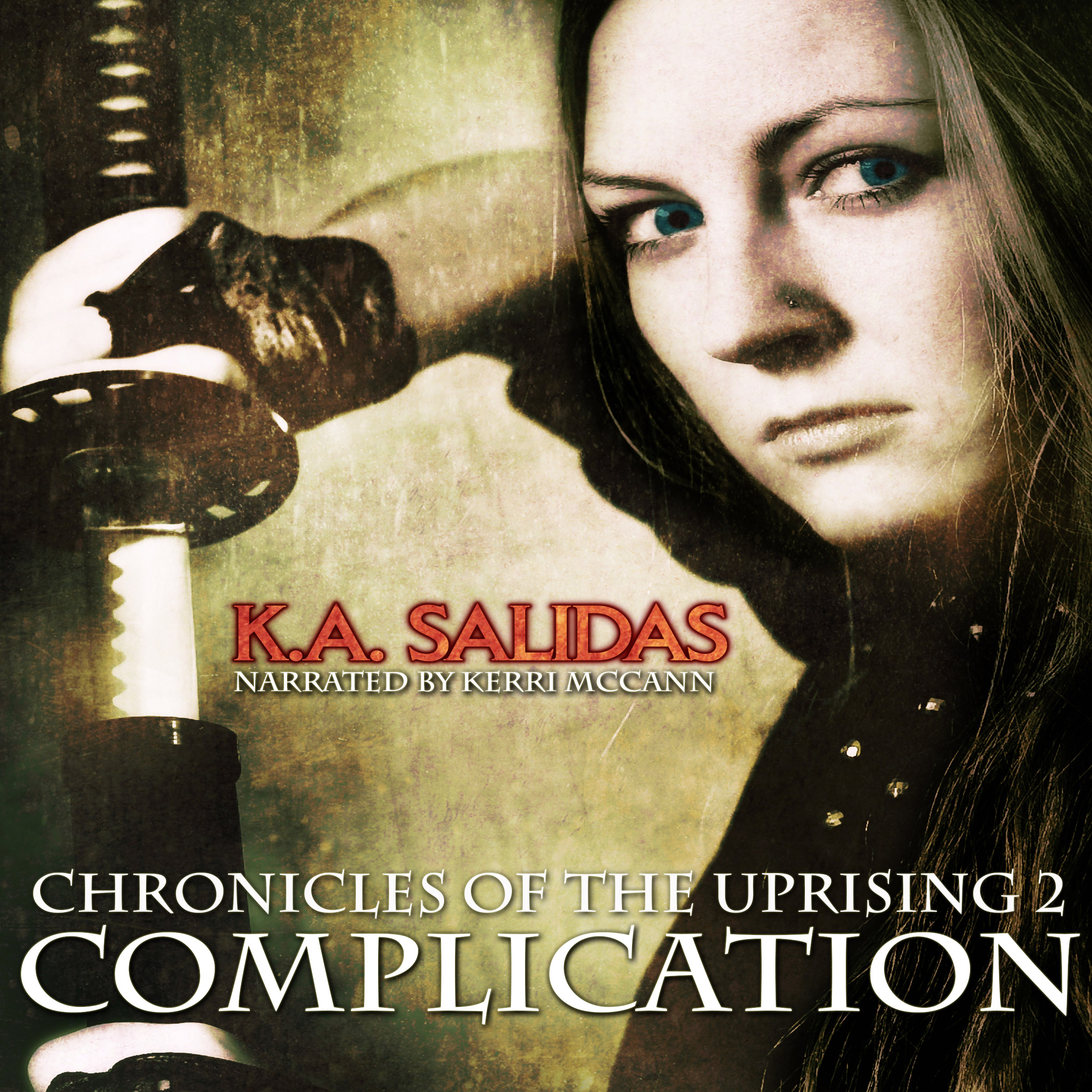 Complication by Katie Salidas