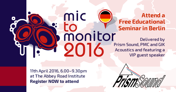 Mic to Monitor 2016